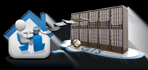 قابلیت آرشیو تمامی اطلاعات مکانی در سامانه webgis