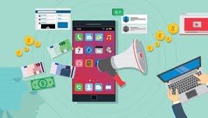 بازاریابی اپلیکیشن موبایل