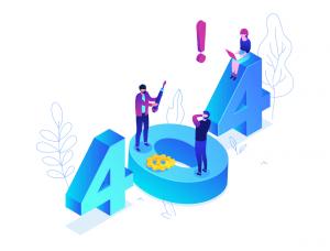 صفحه 404 ایده آل