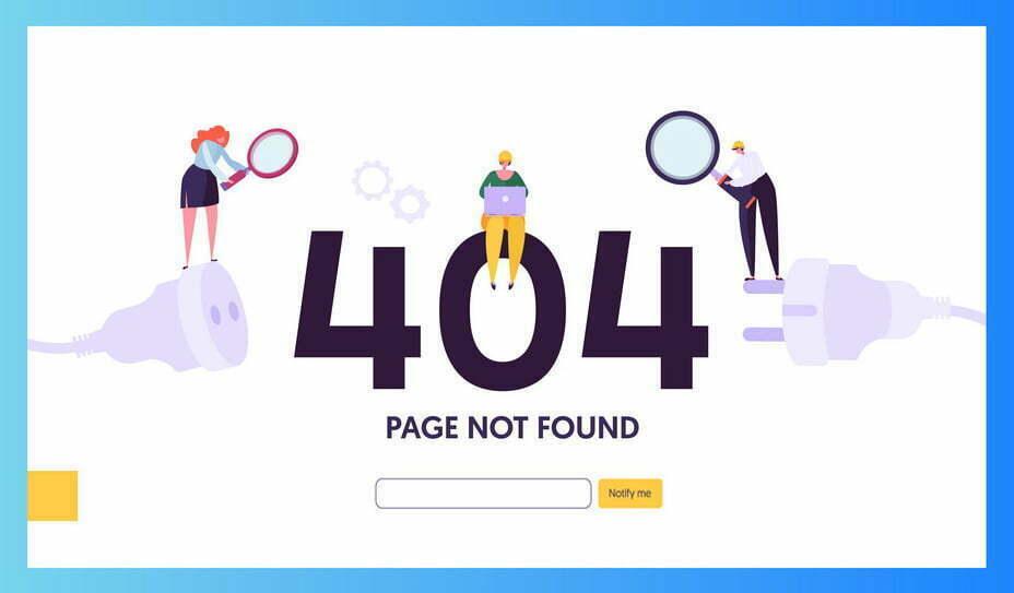 چگونه یک صفحه 404 ایده آل داشته باشیم