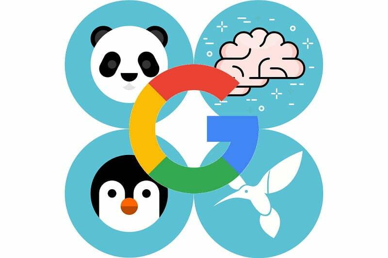 نکات مهم در الگوریتم های گوگل