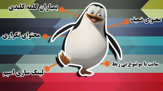 فرایند کلی الگوریتم پنگوئن