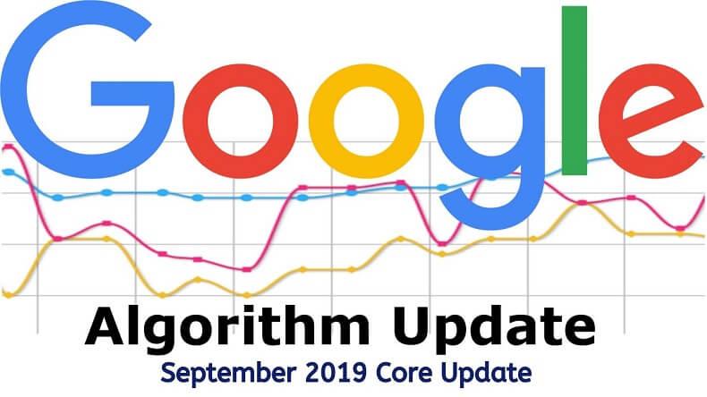 آپدیت جدید هسته الگوریتم گوگل