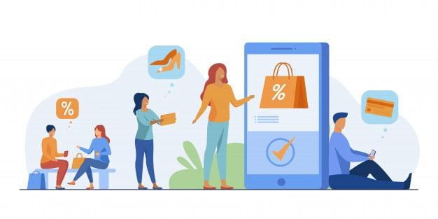 در نظر گرفتن کد تخفیف برای فروشگاه های اینترنتی