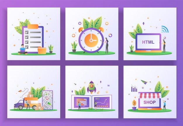 خط و مشی فروشگاه های اینترنتی