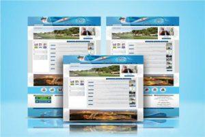 نمونه کار طراحی سایت شهرداری اسفراین