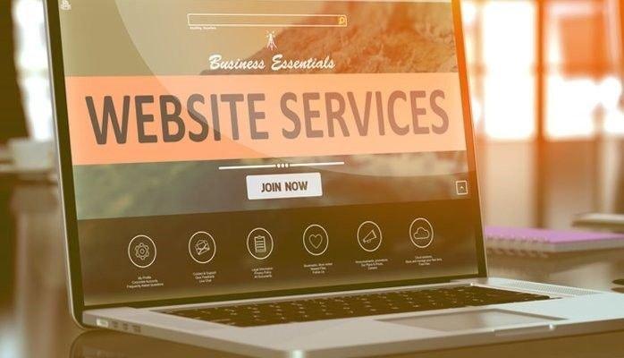 خدمات وب سایت شرکتی برای کسب و کارها