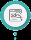 لوگوی خدمات وب