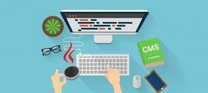 تفاوت cms های آماده با طراحی سایت اختصاصی
