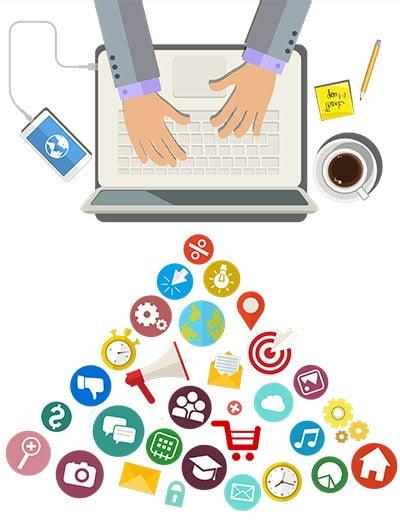 نرم افزار برنامه ریزی منابع برای فروشگاه