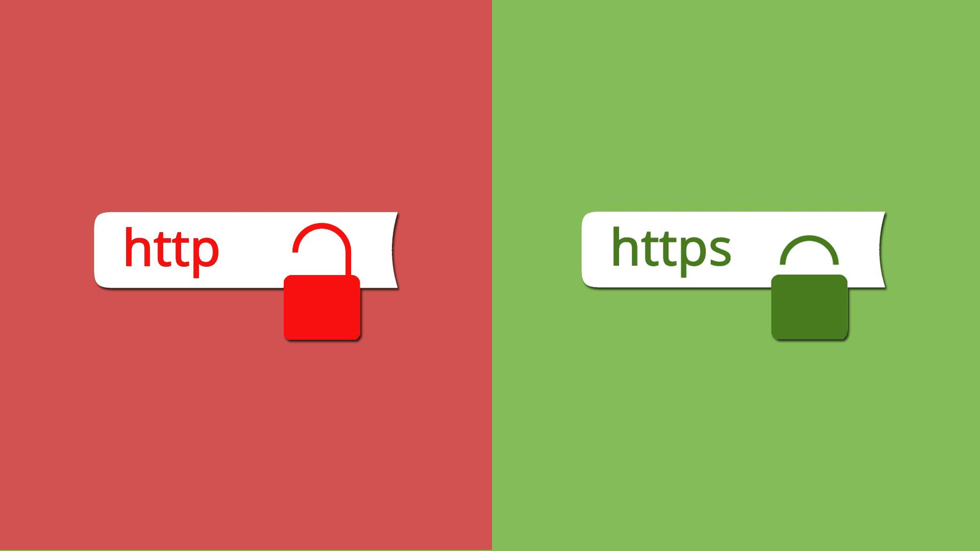 مفهوم و کاربردهای http و https