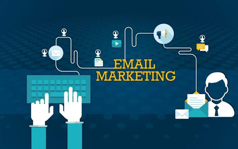 خدمات ایمیل مارکتینگ