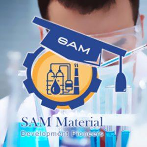 نمونه کار طراحی سایت فروشگاهی مواد سام