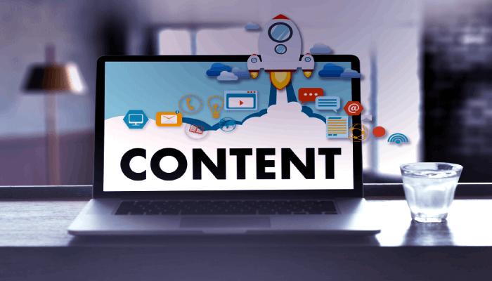 شرکت تولید محتوای وب سایت
