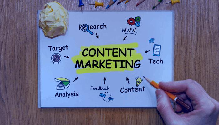 روش تولید محتوای وب سایت
