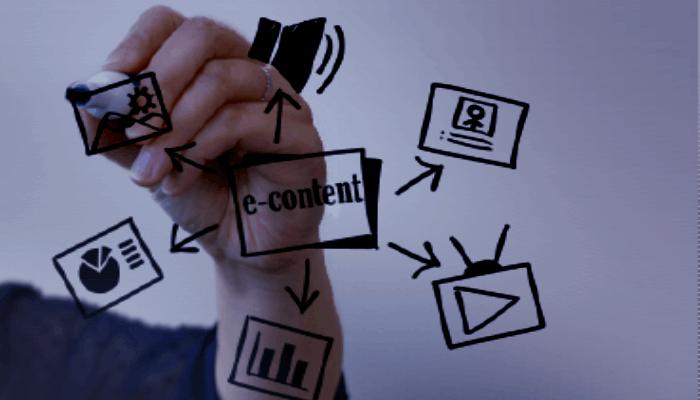 تولید محتوا وبسایت