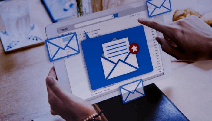 سرویس ارسال ایمیل