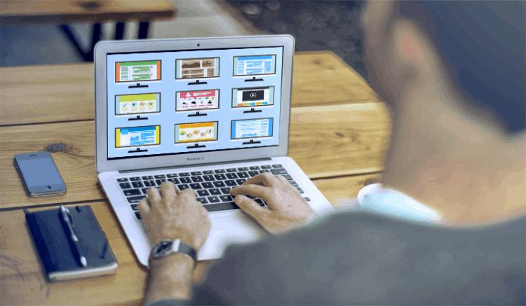 مشاغل طراحی سایت اختصاصی
