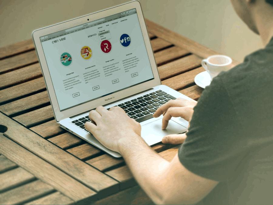 گام های طراحی سایت فروش فایل