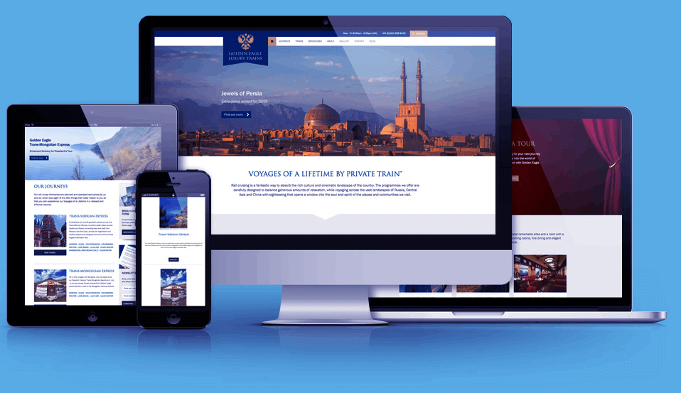 طراحی سایت آماده