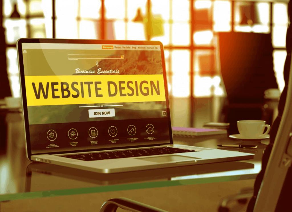طراحی سایت آماده رایگان