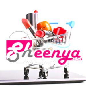 نمونه کار طراحی سایت فروشگاهی شینیا