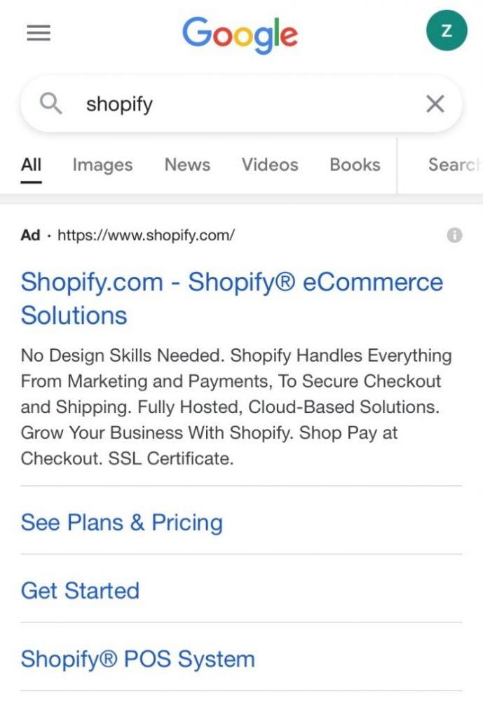 بازاریابی اینترنتی از طریق google ads