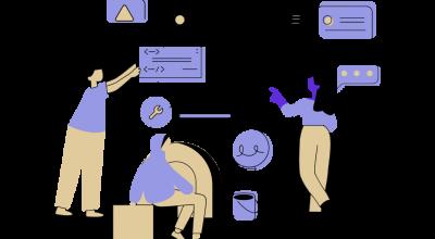 اجرای طرح گرافیکی طراحی اپلیکیشن